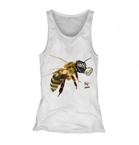 Save the Bees women's t-shirt by Rapanui for EJF, £24.95