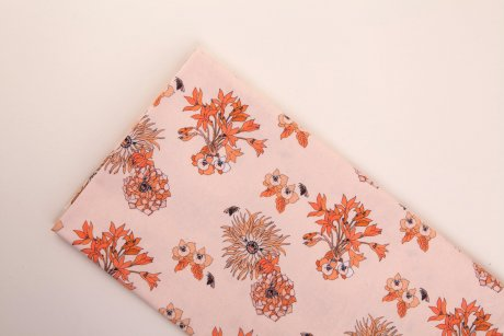 Eloise print by Eloise Jephson from By Hand London, an independent sewing pattern label