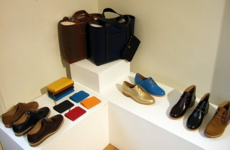 Centre Commercial, the exciting new line from Veja