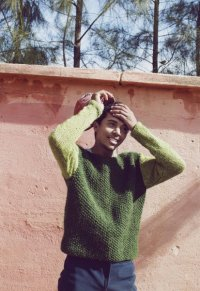 Gudrun & Gudrun knitwear – hand knitted in the Faroe Islands and Jordan – taking advantage of an abundant and sustainable resource - wool