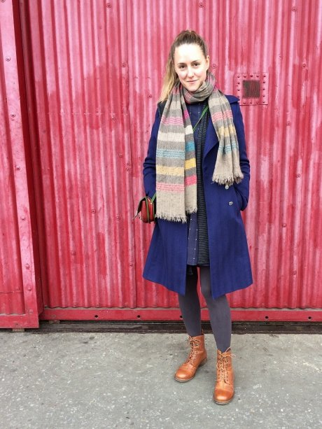 Zoe Robinson, founder of The Good Wardrobe on ethical fashion in Bristol