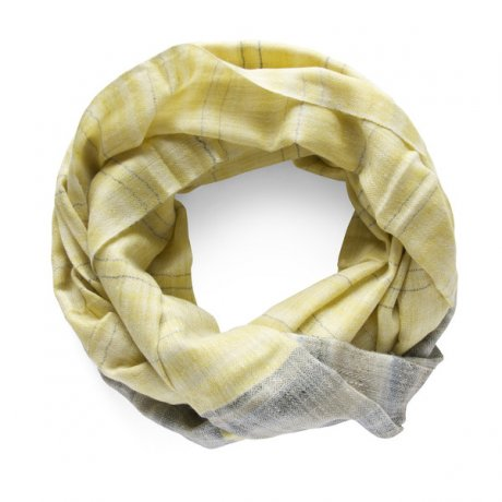 Luxury fairly traded 'Ol Yeller' Pashmina, CAD$125 / £68.75 by Shawl Wallah