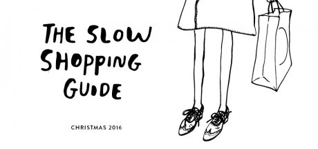 The Slow Shopping Guide by Department Store for the Mind